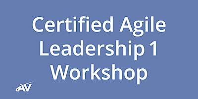 Certified Agile Leadership I Workshop – REMOTE