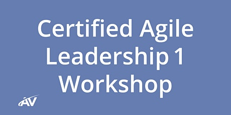 Certified Agile Leadership I Workshop - Austin tickets