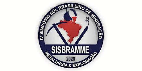 IV Simpósio Sul Brasileiro de Mineração, Metalurgia & Exploração ingressos