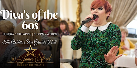 Divas of the 60's Afternoon Tea  tickets