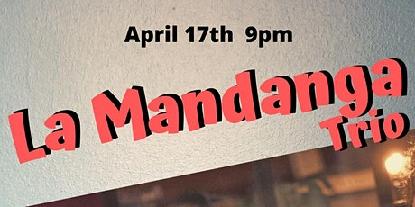 An evening with La Mandanga Trio tickets