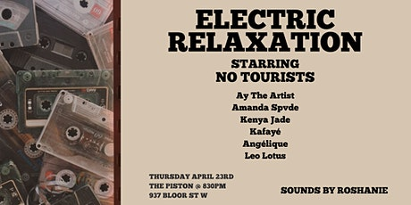 ELECTRIC RELAXATION tickets