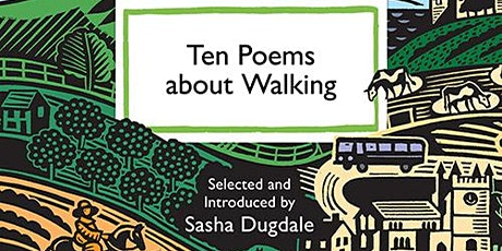 Walking & Poetry - An evening with Poet, Sasha Dugdale tickets