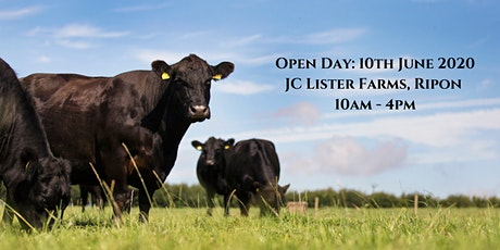 Aberdeen-Angus Cattle Society Open Day tickets