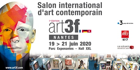art3f Nantes 2020 tickets