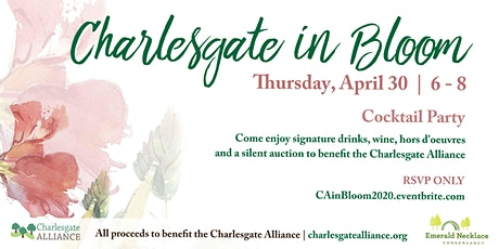 Charlesgate in Bloom tickets