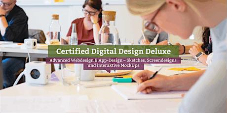 Certified Digital Designer Deluxe, Stuttgart Tickets