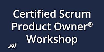 Certified Scrum Product Owner Workshop – Austin