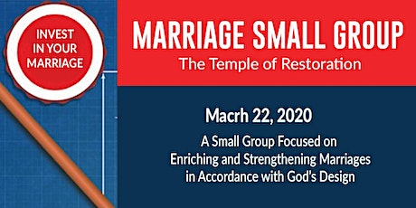 Marriage Small Group tickets