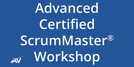 Advanced Certified ScrumMaster Workshop - Austin tickets