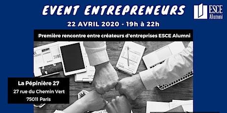 Event entrepreneurs billets