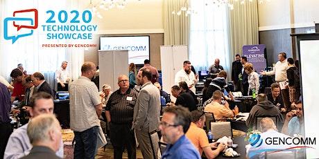 GENCOMM Technology Showcase 2020 tickets