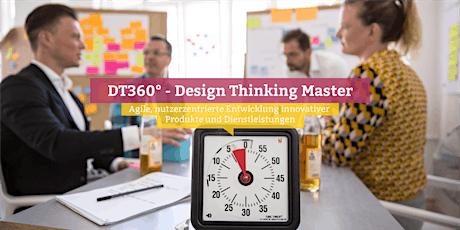 DT360° - Certified Design Thinking Master, Frankfurt am Main Tickets