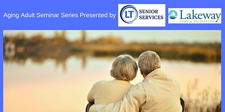 Senior Living Healthcare Options tickets