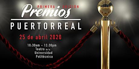 Premios Puertorreal tickets