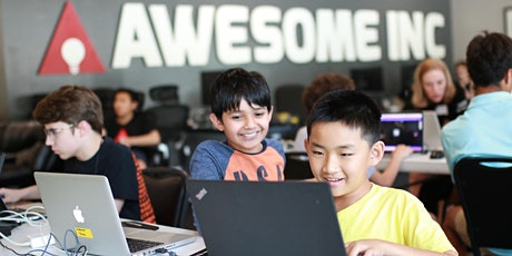 Week of Code Summer Camp Level 2 at Awesome Inc - 2020 tickets