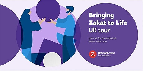 Bringing Zakat to Life in Canary Wharf tickets