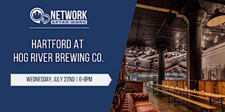 Network After Work Hartford at Hog River Brewing Co. tickets