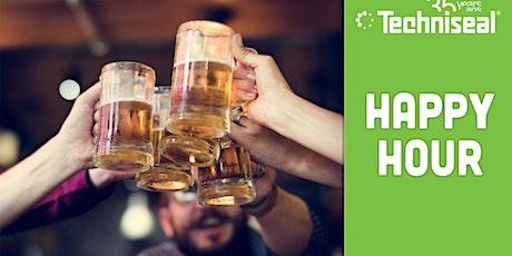Techniseal Happy Hour tickets