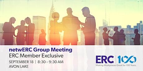netwERC Group - Members Only HR Peer Group - Avon Lake tickets