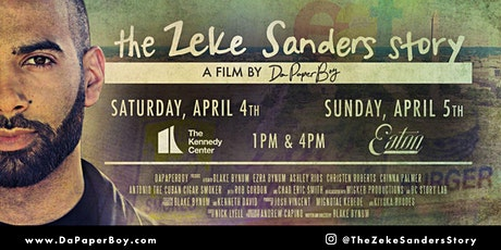 the Zeke Sanders story @ Eaton Workshop tickets