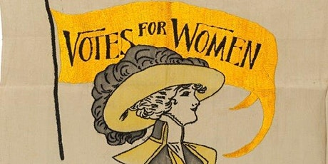 "Women's Suffrage Centennial ""Pink Tea Party"" tickets"