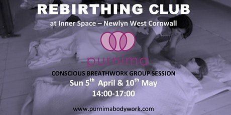 Rebirthing Club in Cornwall! tickets