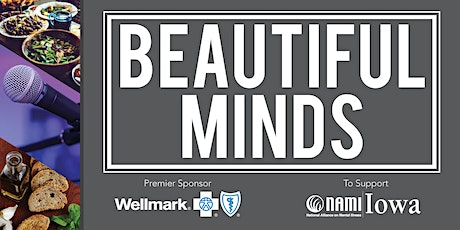 NAMI Iowa's Beautiful Minds tickets