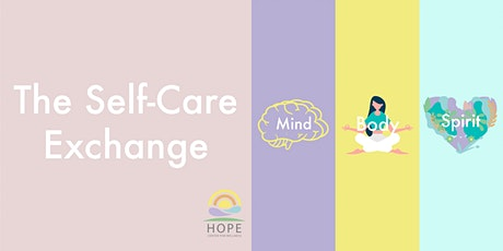 The Self-Care Exchange tickets
