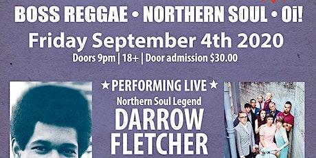 Darrow Fletcher - The Inciters+ Djs - 18 & over tickets