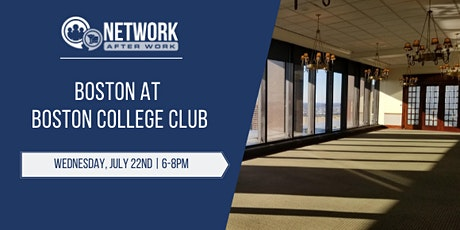 Network After Work Boston at Boston College Club tickets