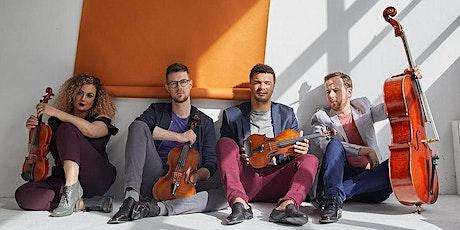 Strings on Hudson: PubliQuartet tickets