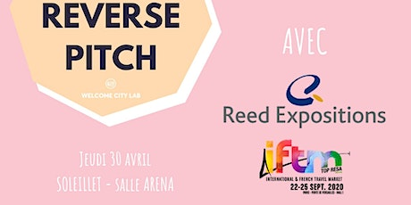 Reverse Pitch : Reed Expositions France billets