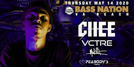 Bass Nation Virginia Beach feat. Chee tickets