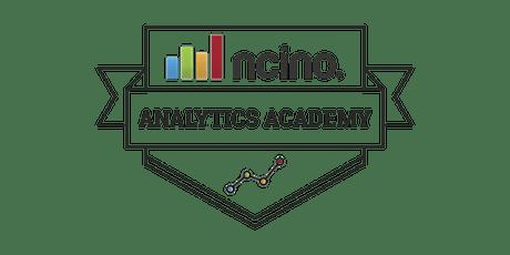 nCino Analytics Academy - First Service CU tickets