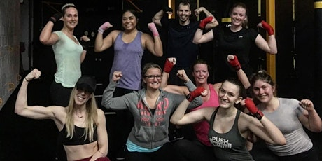 Boxing and Strength Training Classes tickets