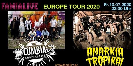 Anarkia Tropikal & Cumbia Coop. Tickets