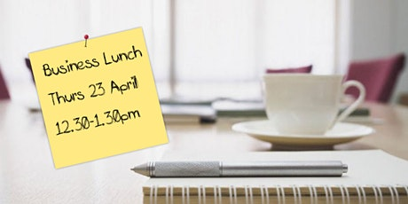 Business Lunch  with guest speaker Alex Edmans tickets