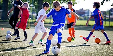Kingston Football Tournament tickets