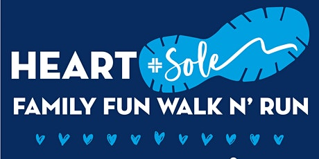 Heart & Sole Family Fun Walk n' Run tickets