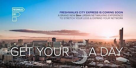 Freshwalks City Express tickets