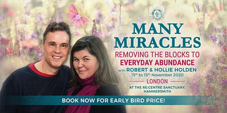 MANY MIRACLES - 3 Day Gathering tickets