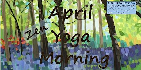 April Zen Yoga Morning tickets