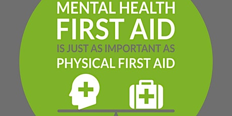 Mental Health First Aider 2 day course tickets