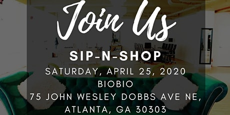 Koils by Nature 10th Anniversary Sip-N-Shop - Vendors tickets