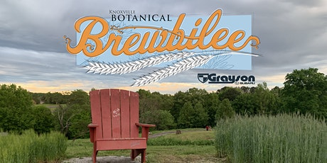 Knoxville Botanical Brewbilee tickets