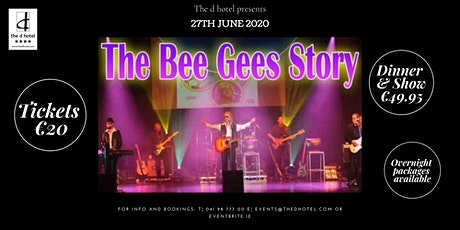 The Bee Gees Story tickets