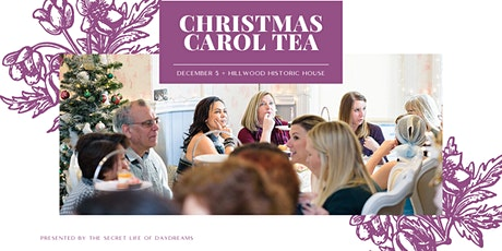 Christmas Carol Tea | December 5 tickets