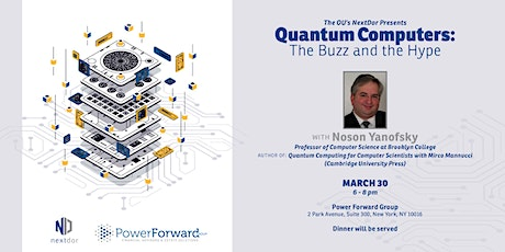 NextDor Devs: Quantum Computers: The Buzz and the Hype tickets