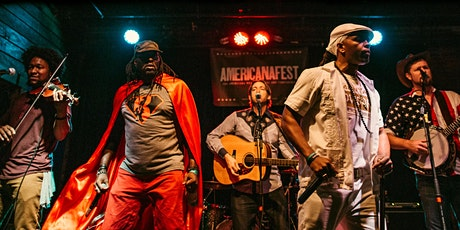 Gangstagrass Live at Pretentious Beer Co. (9:30pm) tickets